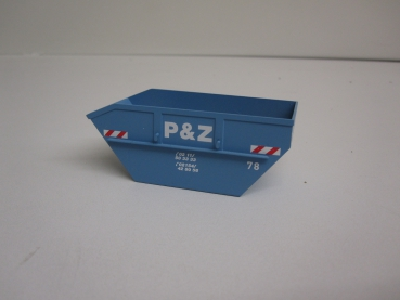Container lackiert